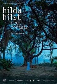 Hilda Hilst Pede Contato Poster