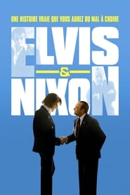 Elvis and Nixon streaming vf