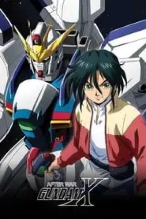 After War Gundam X Full online