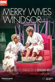 RSC Live: The Merry Wives of Windsor Poster