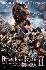 Attack on Titan II: End of the World streaming vf
