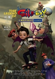 image for movie The Legend of Silk Boy (2010)