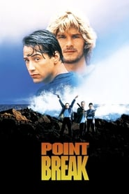 image for movie Point Break (1991)