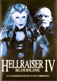 Hellraiser 4 - Bloodline Poster