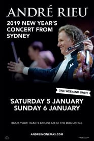 Watch Full Movie Online André Rieu - New Year's Concert from Sydney (2019)