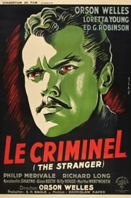 Le Criminel Poster
