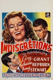 Indiscrétions Poster