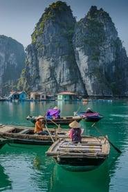 360° - Géo - Villages flottants de la baie d'Along Poster