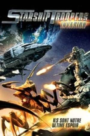 Starship Troopers : Invasion streaming vf