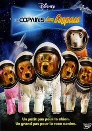 Les copains dans l'espace Poster