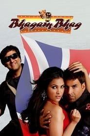 Bhagam Bhag 2006 Hindi Movie BluRay 400mb 480p 1.4GB 720p 5GB 12GB 17GB 1080p