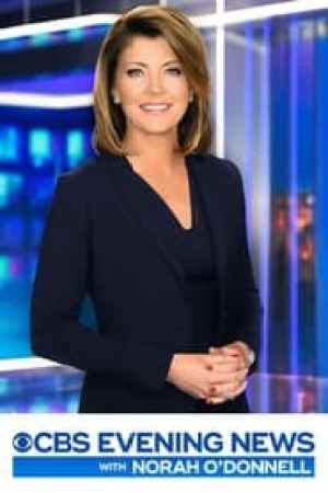 CBS Evening News streaming vf