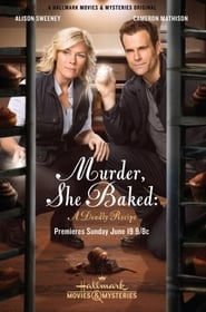 Murder, She Baked: A Deadly Recipe streaming vf