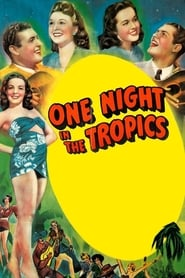 One Night in the Tropics Full online