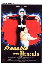 Fracchia Against Dracula Poster