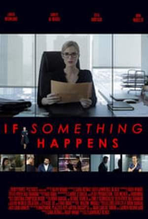 If Something Happens Dublado Online