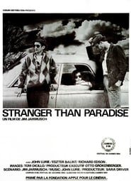 Stranger Than Paradise streaming vf