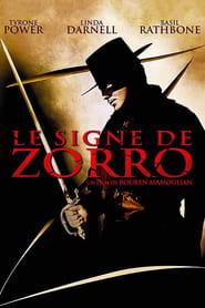 Le signe de Zorro Poster
