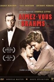 Aimez-vous Brahms ? streaming vf