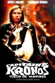 Capitaine Kronos, tueur de vampires Poster