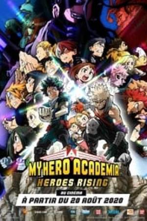 My Hero Academia : Heroes Rising streaming vf