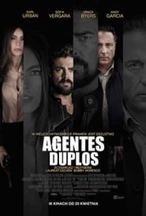 Agentes Duplos Dublado Online