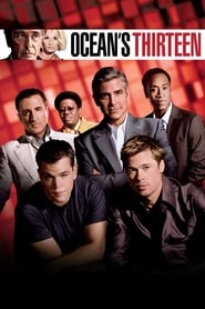 image for movie Ocean's Thirteen (2007)