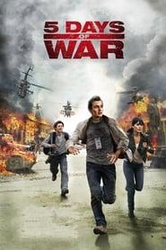 5 Days of War streaming vf