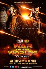 ROH/NJPW War of the Worlds Tour - Lowell, MA (2018)