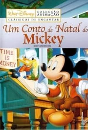 O Conto de Natal do Mickey Dublado Online