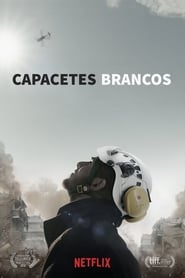 Casques blancs Poster