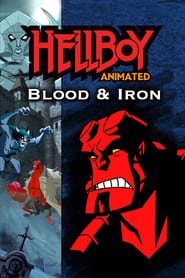 Image for movie Hellboy Animated: Blood and Iron (2007)