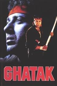 Ghatak: Lethal 1996 Hindi Movie WebRip 400mb 480p 1.3GB 720p 4GB 7GB 1080p