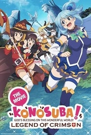 KonoSuba: God's Blessing on this Wonderful World! Legend of Crimson streaming vf