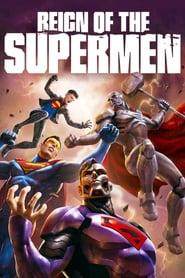 Le Règne des Superman Poster