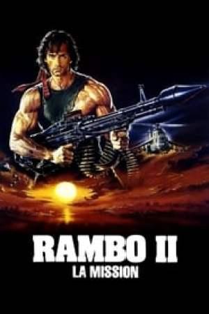 Rambo II: La mission streaming vf