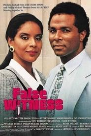 False Witness (1989)