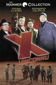 X...L'Inconnu Poster