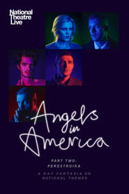 Angels In America: Perestroika (National Theatre Live) Poster