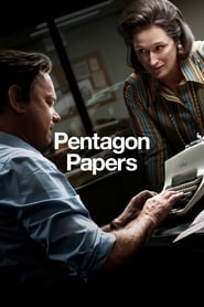 Pentagon Papers Poster
