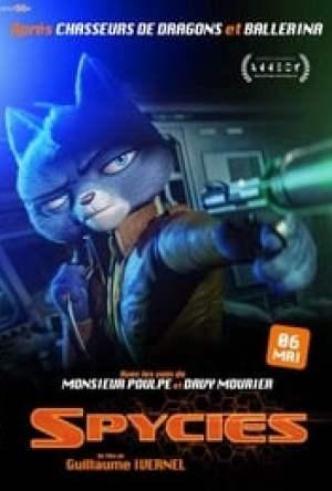Spycies – Agentes Especiais Legendado Online