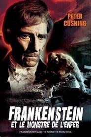Frankenstein et le monstre de l'enfer Poster