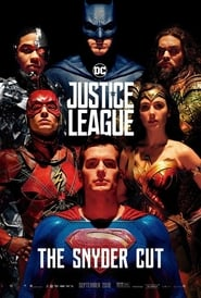 image for movie Justice League: The Snyder Cut ()
