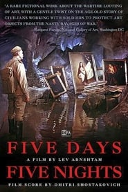 Five Days, Five Nights (1961)