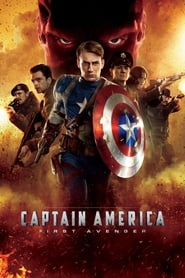 Captain America : First Avenger Poster
