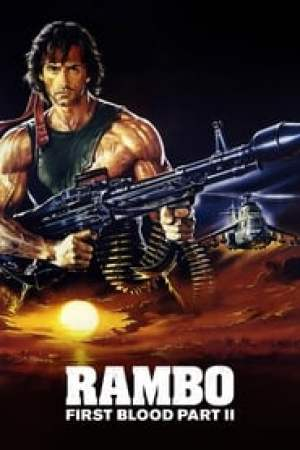 Rambo: First Blood Part II Full online