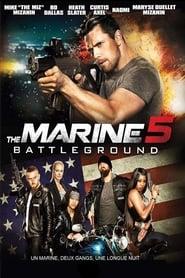 The Marine 5 : Battleground Poster