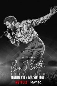 Ben Platt: Live from Radio City Music Hall streaming vf