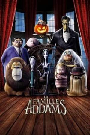 La Famille Addams streaming vf