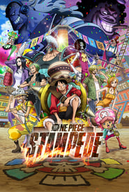 One Piece Stampede streaming vf